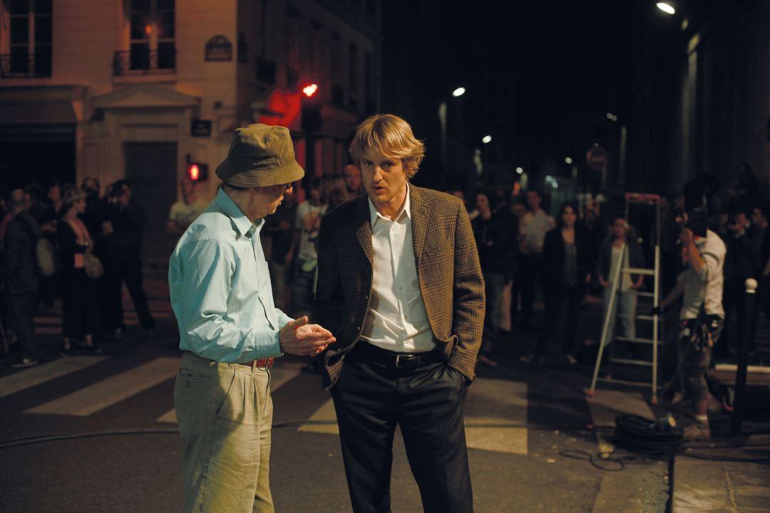 Midnight In Paris : Foto Owen Wilson, Woody Allen