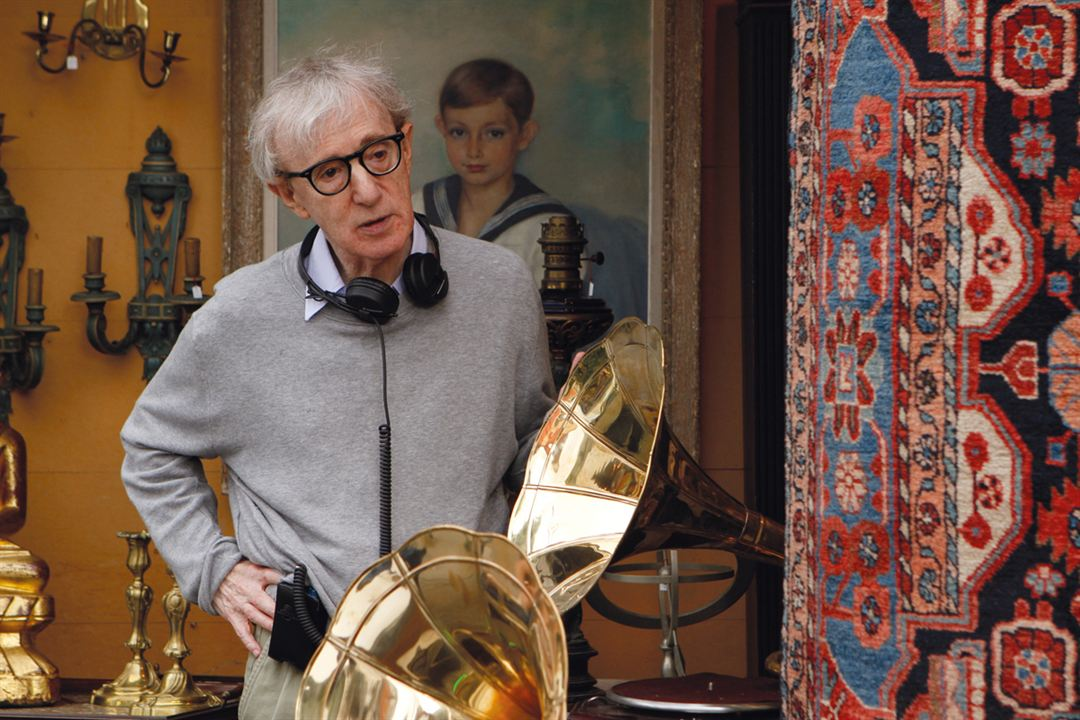 Midnight In Paris : Foto Woody Allen