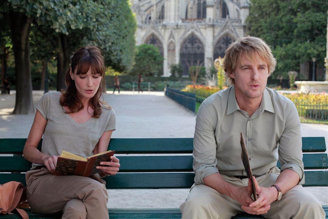 Midnight In Paris : Foto Carla Bruni, Owen Wilson, Woody Allen
