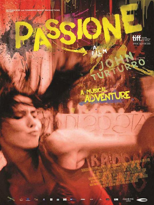 Passione : Cartel