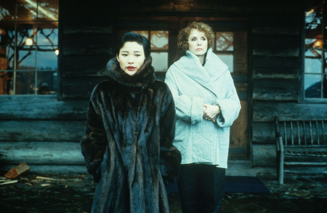 Twin Peaks : Foto Joan Chen, Piper Laurie