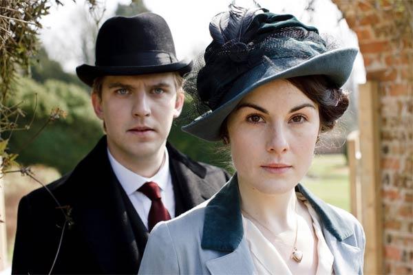 Downton Abbey : Foto Dan Stevens, Michelle Dockery