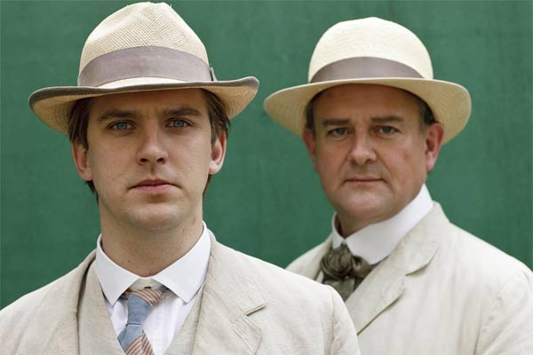 Downton Abbey : Foto Dan Stevens, Hugh Bonneville