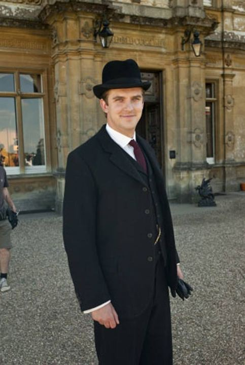 Downton Abbey : Foto Dan Stevens