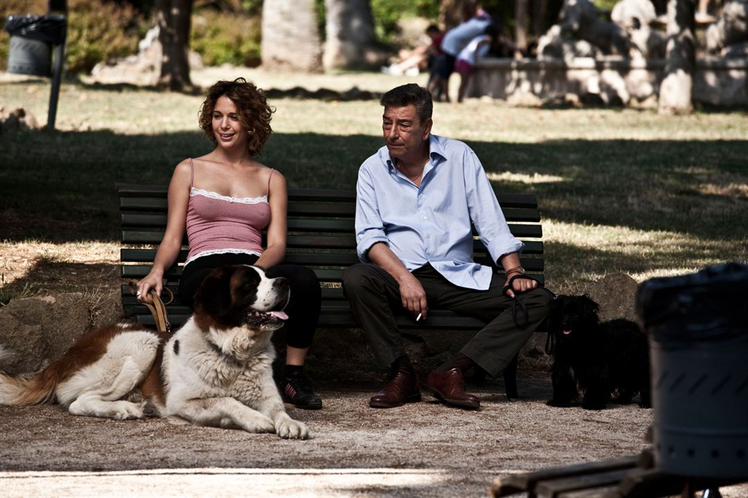 Gianni y sus mujeres : foto Gianni Di Gregorio