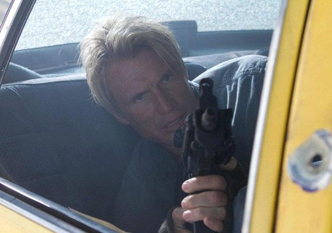Los mercenarios 2: Dolph Lundgren