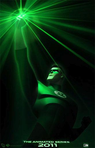 Linterna Verde: La serie animada : Foto
