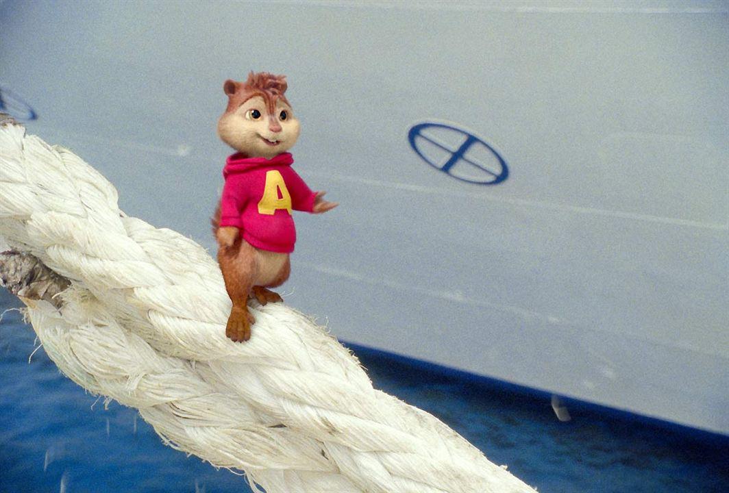 Alvin y las ardillas 3 : Foto Mike Mitchell (V)
