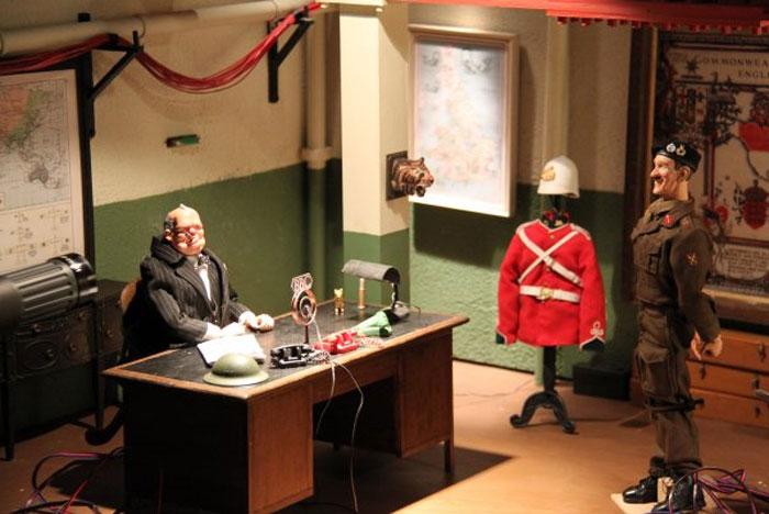 Jackboots On Whitehall : Foto