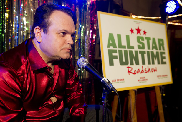 Foto Shaun Williamson