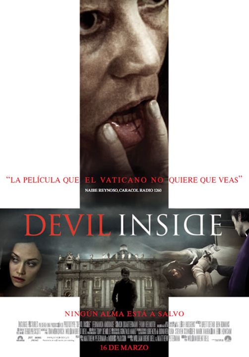 Devil Inside : Cartel
