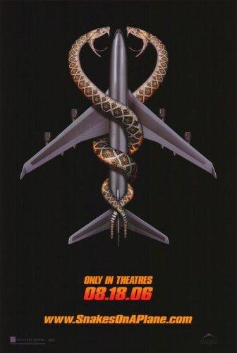 Serpientes en el avión : Foto
