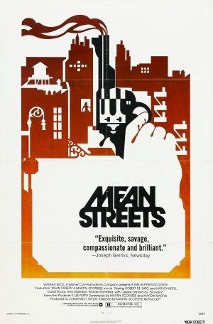 Malas calles : Cartel