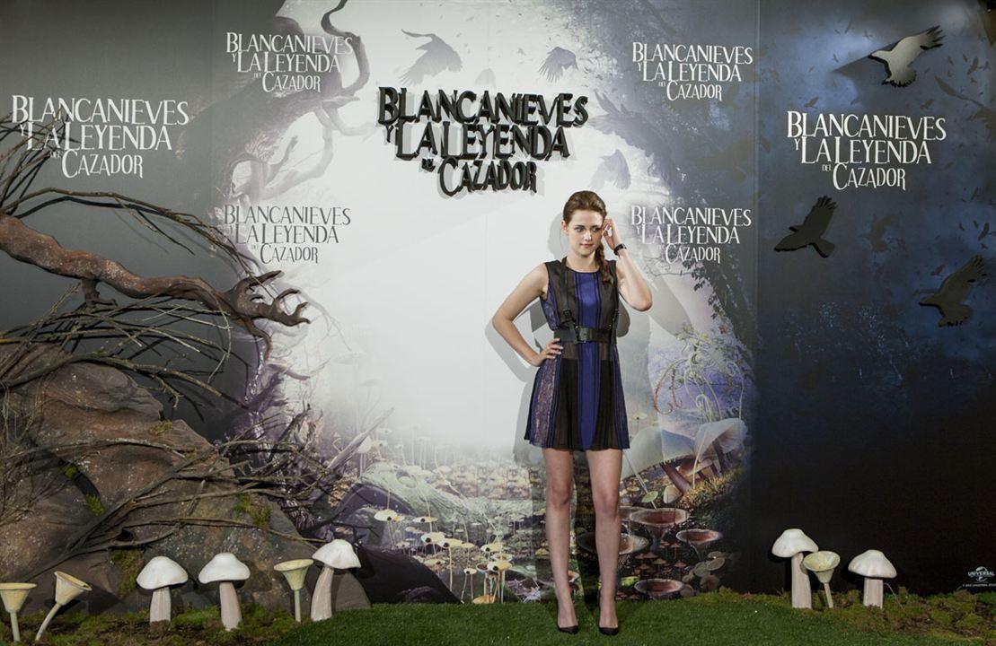 Blancanieves y la leyenda del cazador : Foto Kristen Stewart