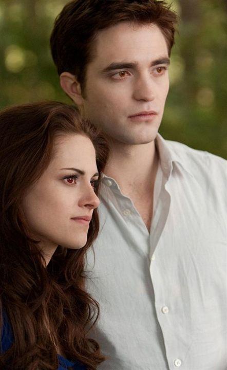 La saga Crepúsculo: Amanecer - Parte 2 : Foto Kristen Stewart, Robert Pattinson, Stephenie Meyer