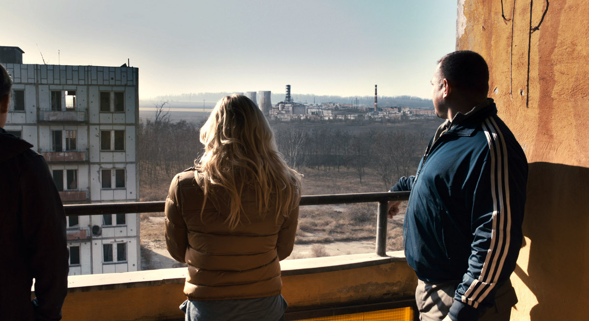 Atrapados en Chernóbil : Foto