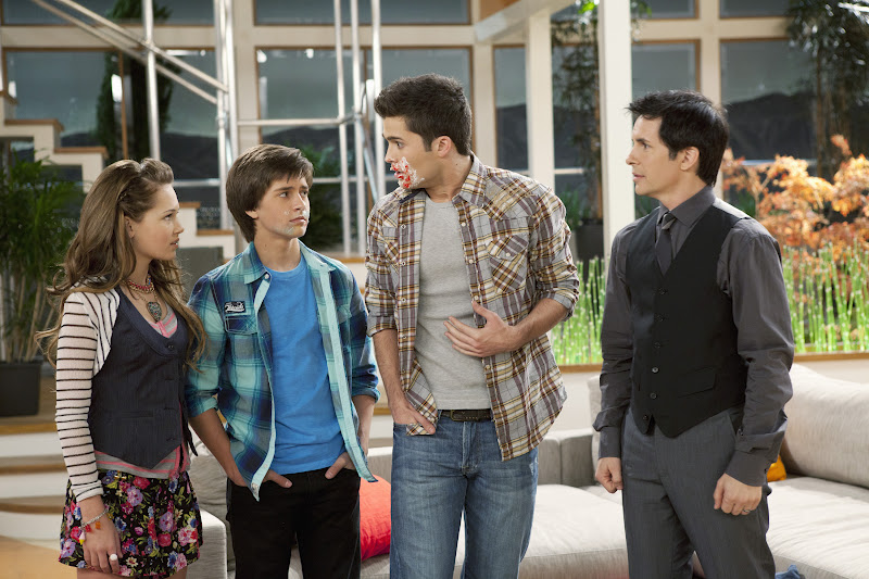 Foto Hal Sparks, Kelli Berglund, Spencer Boldman, William Brent (II)