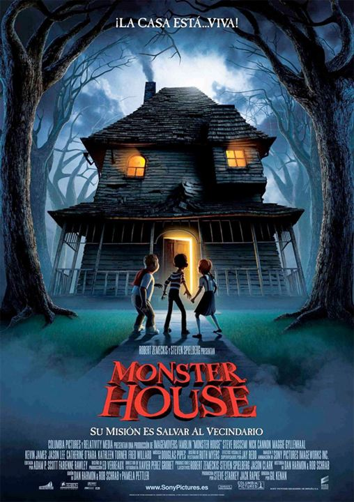 Monster House : Cartel