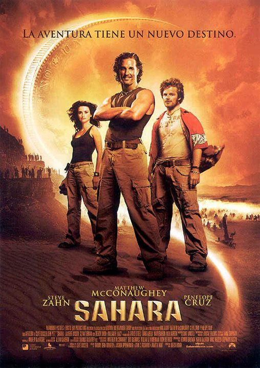 Sahara : Cartel