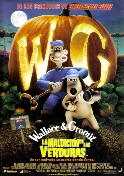Wallace & Gromit: La maldición de las verduras : Cartel