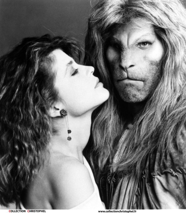 La Bella y la Bestia : Foto Linda Hamilton, Ron Perlman