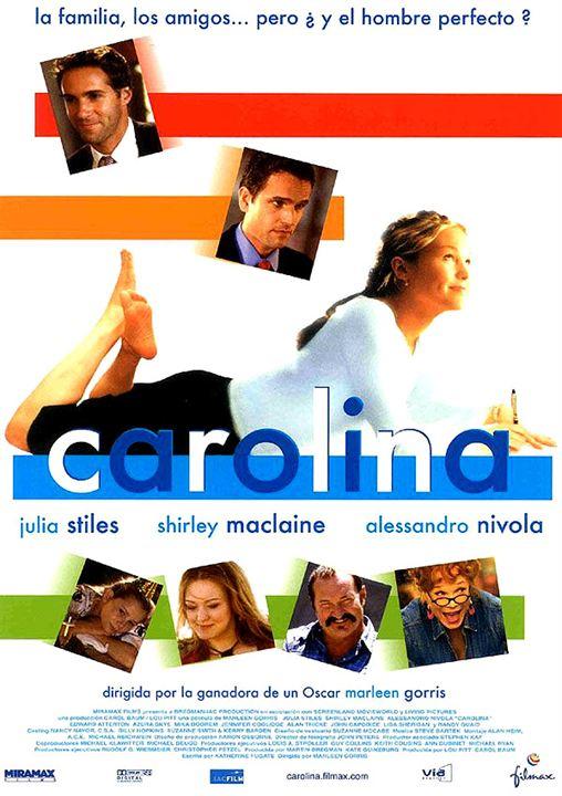 Carolina : Cartel