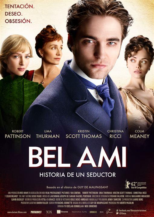 Bel Ami: Historia de un seductor : Cartel