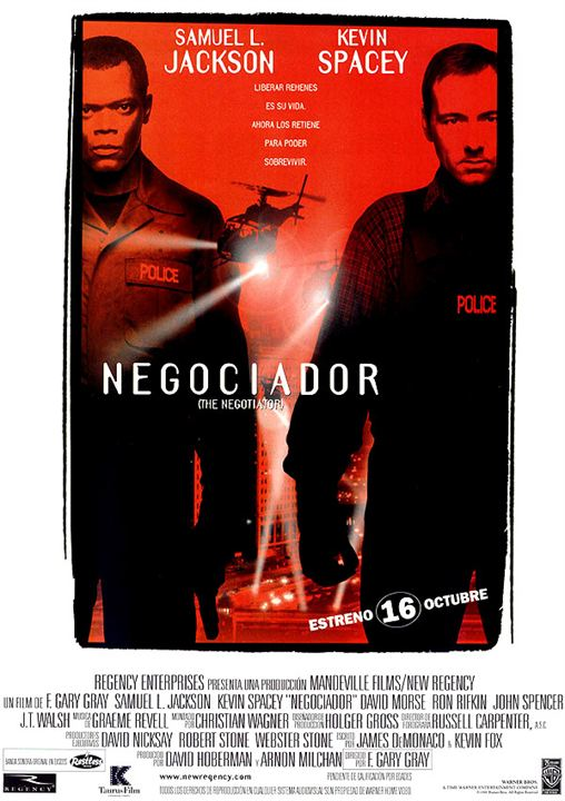 Negociador : Cartel