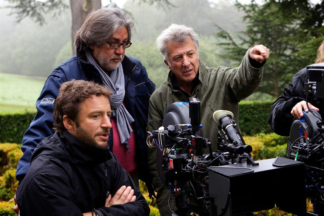 El cuarteto : Foto Dustin Hoffman