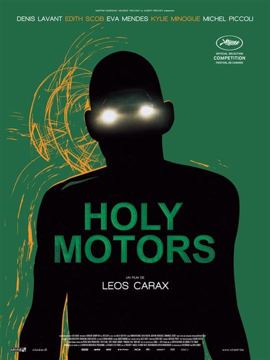 Holy Motors : Cartel