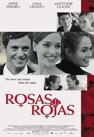 Rosas rojas : Cartel