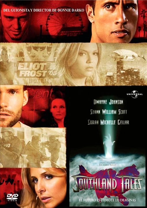 Southland Tales : cartel