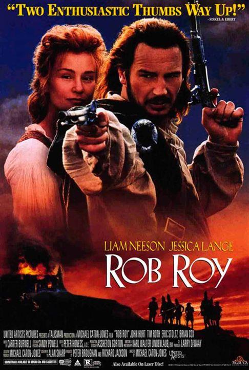Rob Roy, la pasión de un rebelde : Cartel