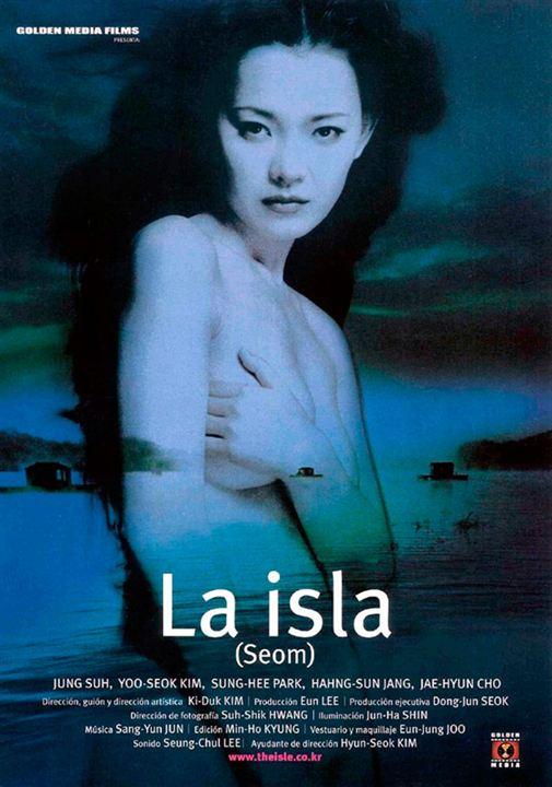 La isla (Seom) : Cartel