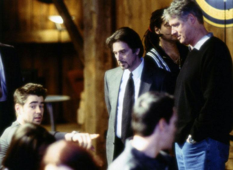 La prueba : Foto Al Pacino, Colin Farrell, Roger Donaldson