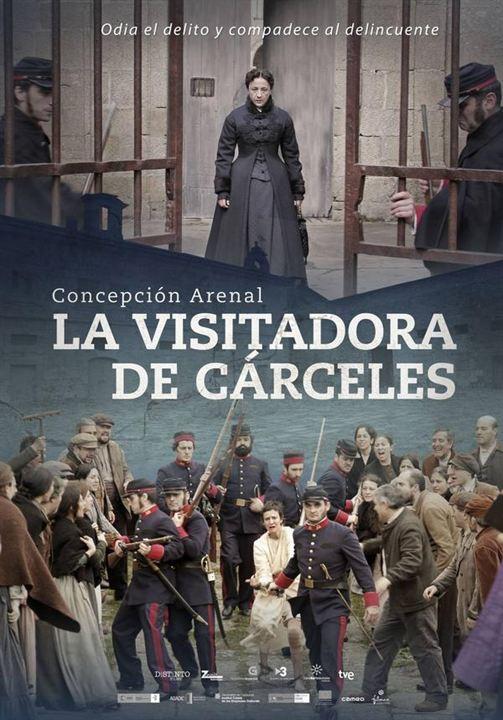 Concepción Arenal, La visitadora de cárceles : Cartel
