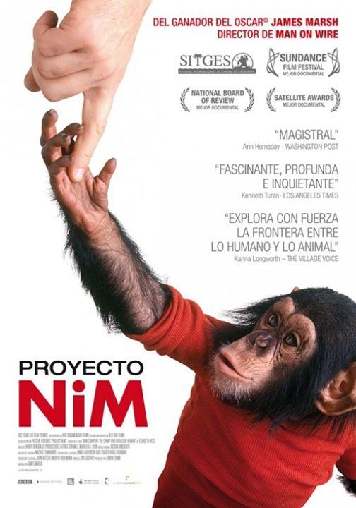 Proyecto Nim : cartel