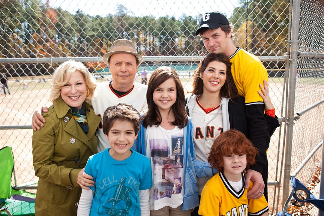 Abuelos al poder : Foto Bailee Madison, Bette Midler, Billy Crystal, Joshua Rush, Kyle Harrison Breitkopf