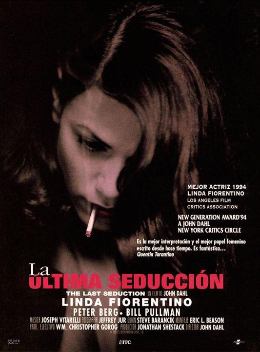 Cartel De La última Seducción Poster 1 Sensacinecom