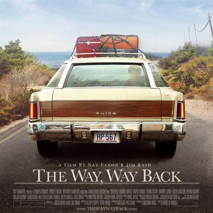 El camino de vuelta : Cartel