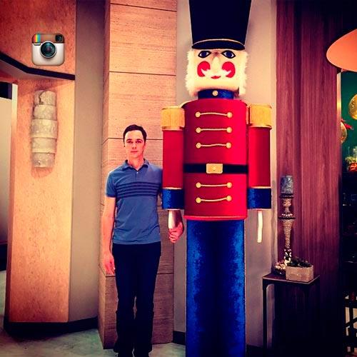 Jim Parsons ('The Big Bang Theory')