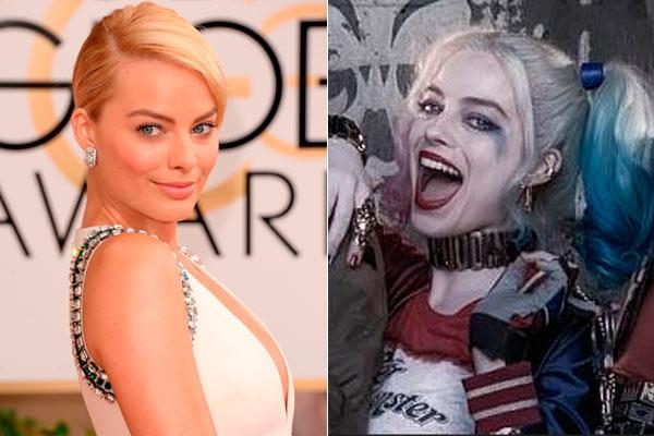 Qui n es qui n en 39 escuadr n suicida 39 mira a los actores for Harley quinn quien es