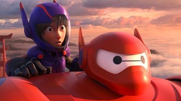 20- Big Hero 6 (2014)