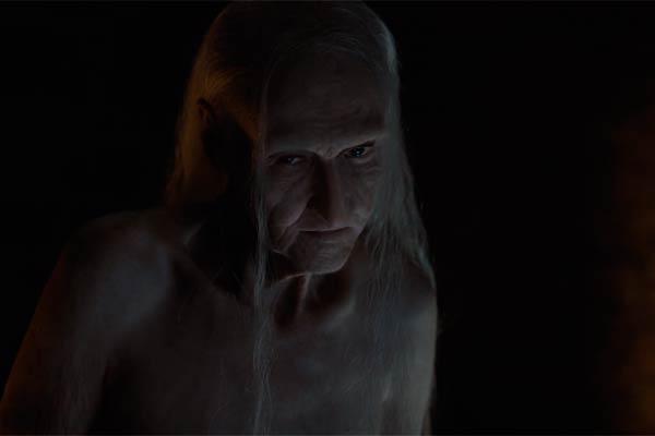 La verdadera apariencia de Melisandre