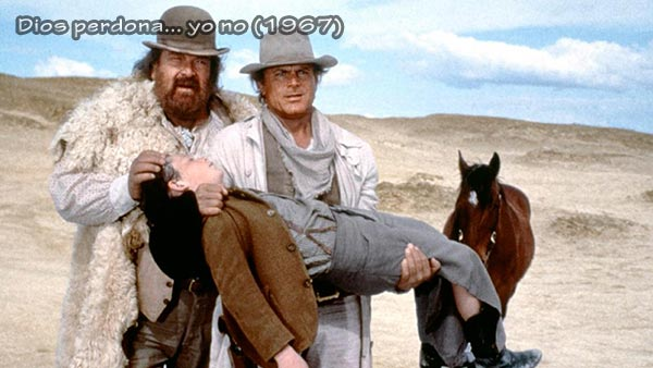 Dios perdona... yo no (1967)