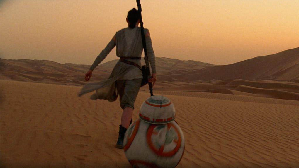 5. 'Star Wars: El despertar de la Fuerza'