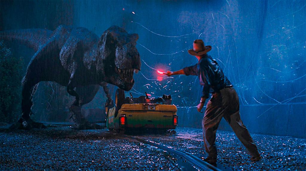 'Jurassic Park (Parque Jurásico)'