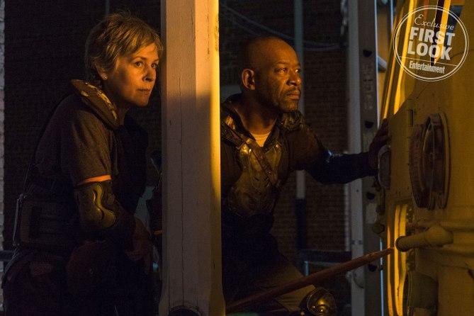 Carol y Morgan