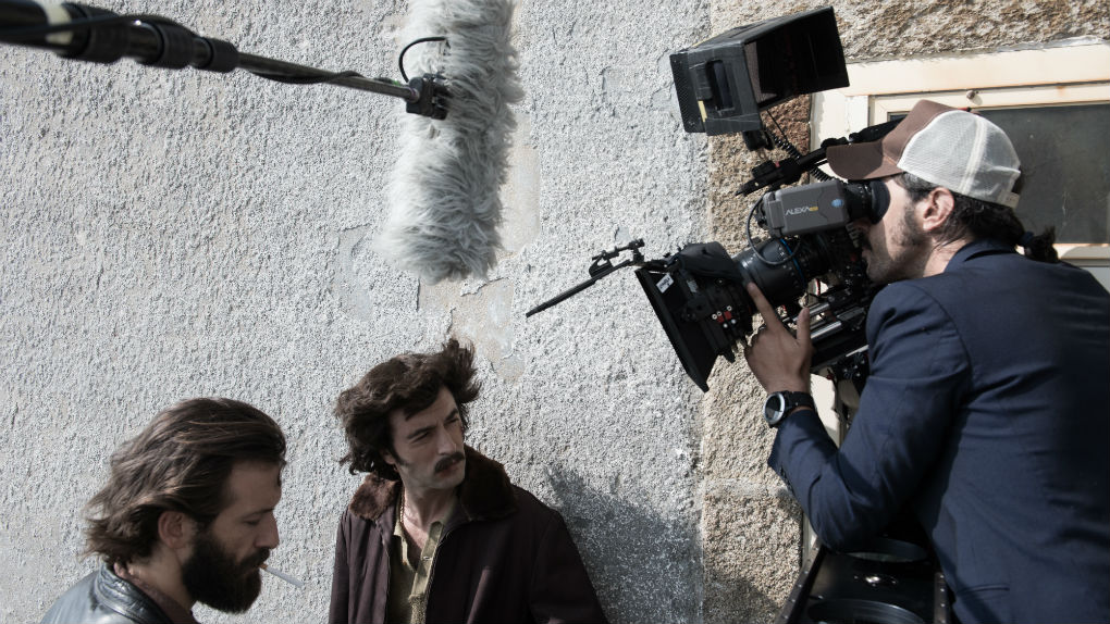 'Fariña' detrás de las cámaras