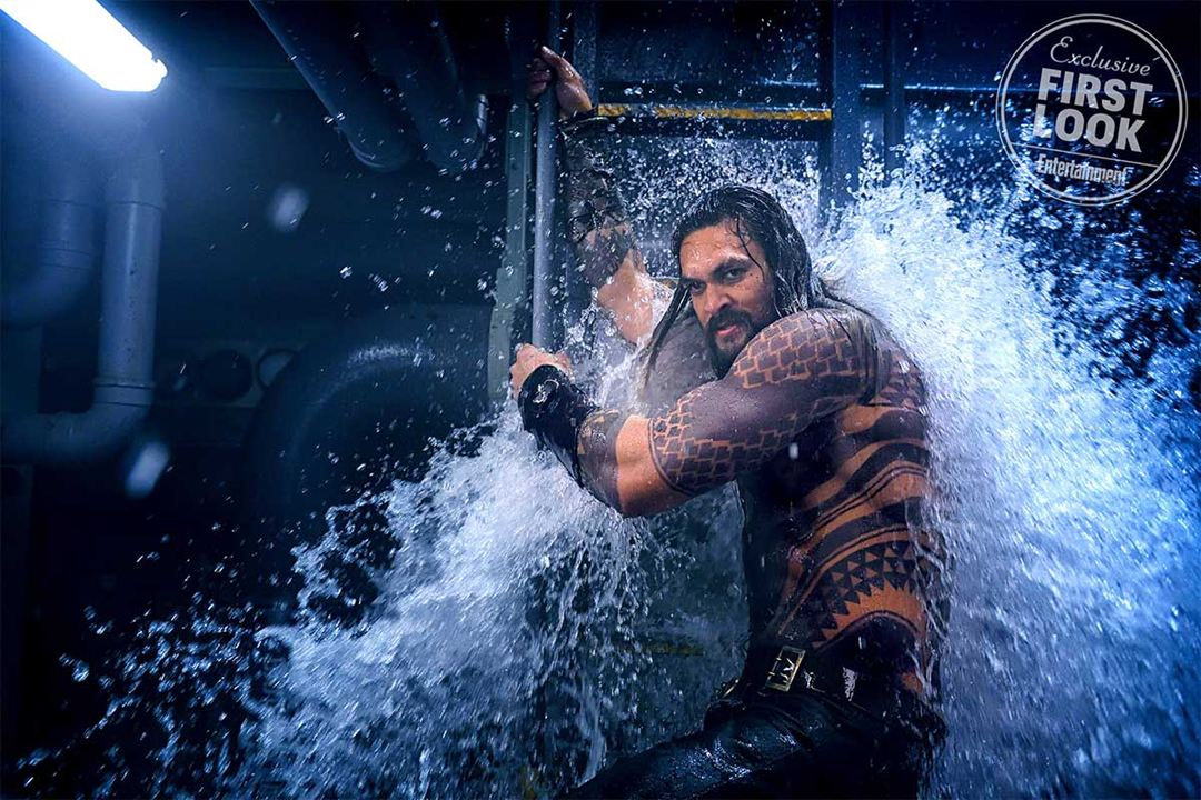 Arthur Curry/Aquaman (Jason Momoa)